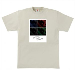 [SOLD OUT] Tシャツ『perfect circle』勝勝勝勝Tシャツ